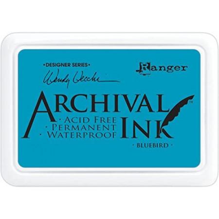 Archival Ink BLUEBIRD