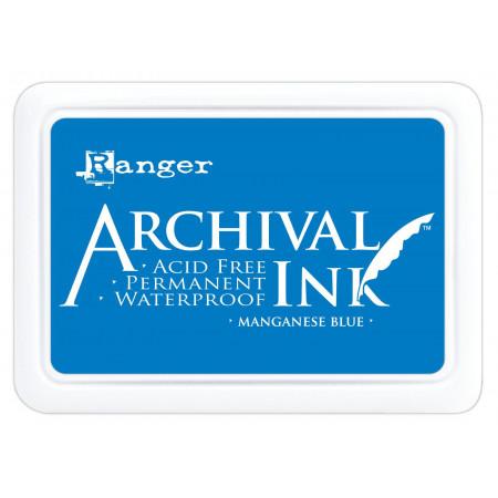 Archival Ink jumbo MANGANESE BLUE