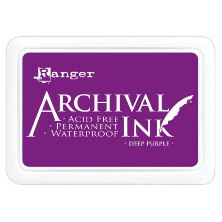 Archival Ink DEEP PURPLE