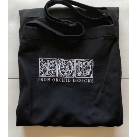 Apron Iron Orchid Designs