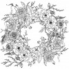 Winter's Song Wreath